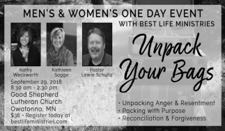 Men's & Women's One Day Event