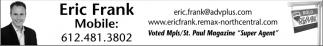 Voted Mpls/St. Paul Magazine - Super Agent