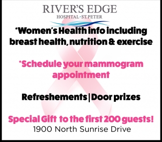 Schedule your mammogram appointment