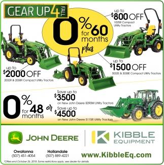 Offers John Deere