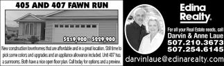405 and 407 Fawn Run