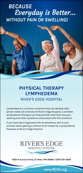 Physical therapy lymphedema