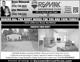 Making all the right moves for you and your family!