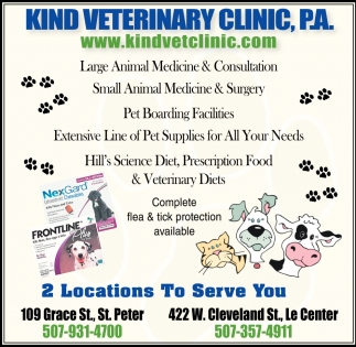 Large and Small Animal Medicine & Consultation