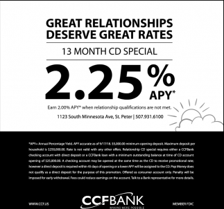 Great relationships deserve great rates
