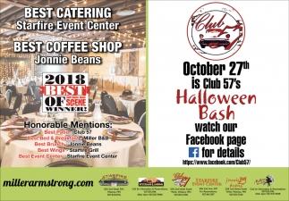 Best Catering Starfire Event Center