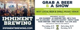 Grab a beer & a show