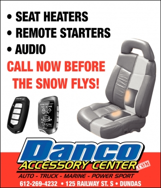 Seat Heaters - Remote Starters _ Audio