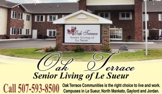 It offers a high-level of activity and care to our residents