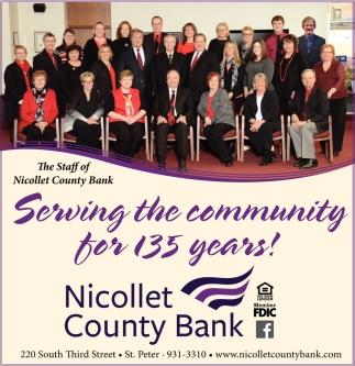Celebrating 135 years