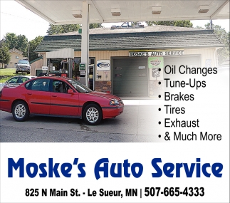 Oil changes - Tune-Ups - Brakes
