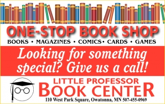 One-stop book shop