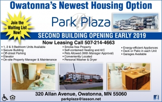 Owatonna's Newest Housing Option
