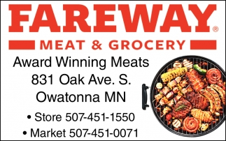 Award Winning Meats
