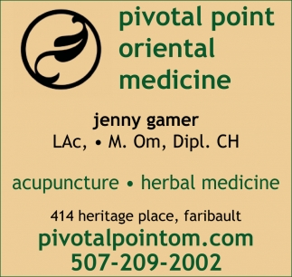Acupuncture, Herbal Medicine