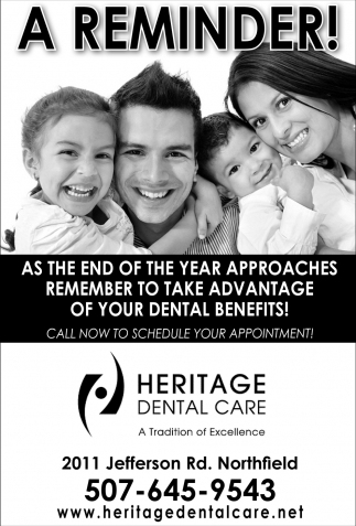 Call now to schedule your appoinment!