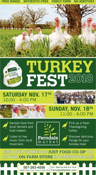 Turkey Fest 2018