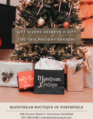 Gifts givers deserve a gift too this holiday season!