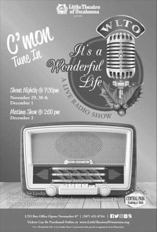 C' Mon Tune In - It's a Wonderful Life