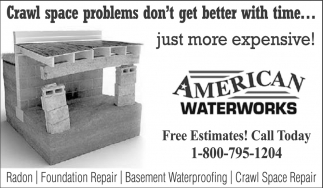 Free Estimates! Call Today