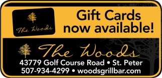 Gift Cards now available!
