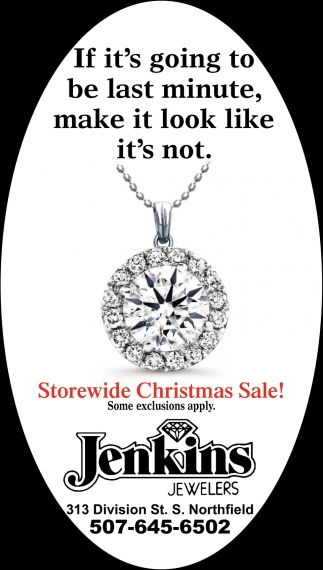Storewide Christmas Sale!