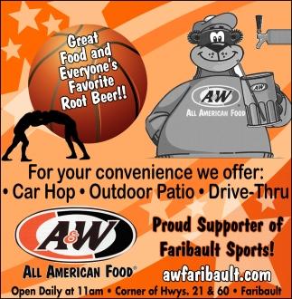 Great Food and Everyone's Favorite Root Beer!
