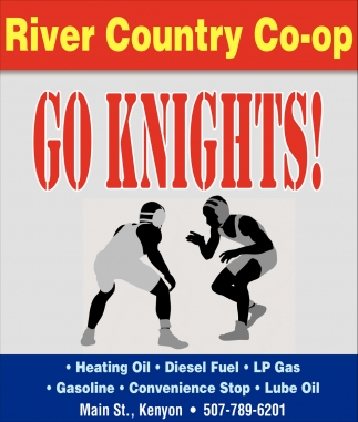 Go Knights!, River Country Co-op, Inver Grove Heights, MN