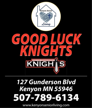 Good Luck Knights