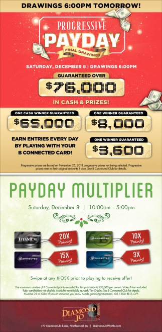 Progressive Payday