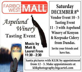 Aspelund Winery