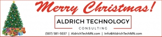 Merry Christmas!, Aldrich Technology Consulting, Northfield, MN