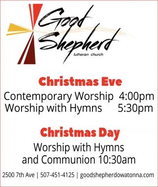 Christmas Eve/Christmas Day