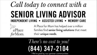 Senior Living Advisor