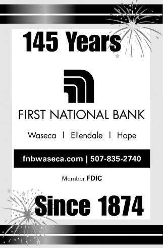 145 Years...
