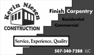 Service, Experience, Quality