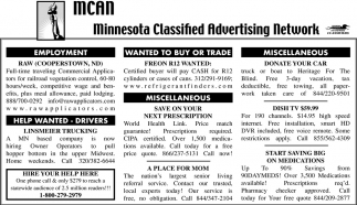 Minnesota Classified Advertising Net work