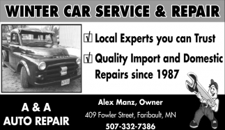 Winte Car Service & Repair