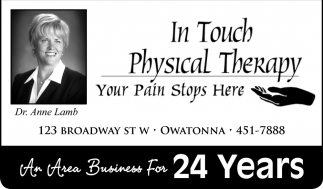 An Area Business For 24 Years