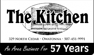 An Area Business For 57 Years