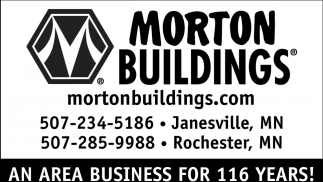 An Area Business For 116 Years