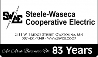 An Area Business For 83 Years