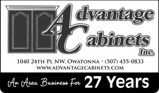 An Area Business For 27 Years
