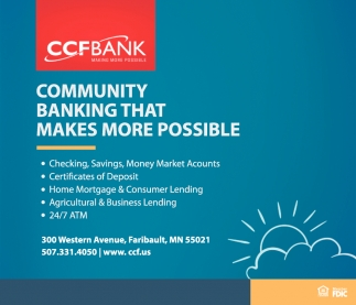 Community Banking that Makes More Possible
