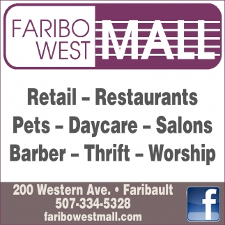 Retail - Restaurants - Pets - Daycare