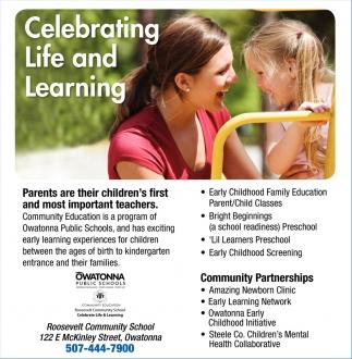 Celebrating Life & Learning