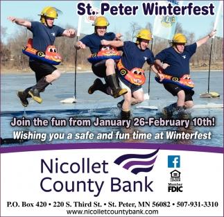 S. Peter Winterfest