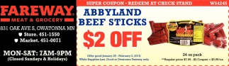 Super Coupon - Redeem at Check Stand
