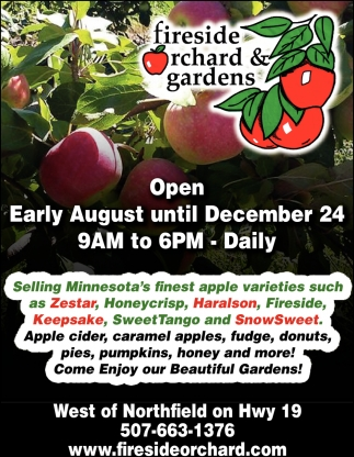 Open Early August until December 24 - Daily