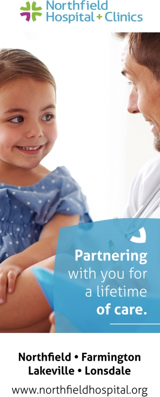 Partnering with you for a lifetime of care